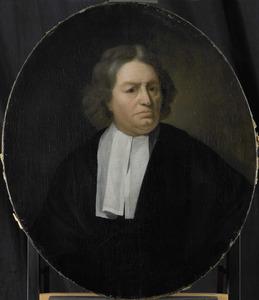 Portret van Jan van der Burgh (1612-1688)