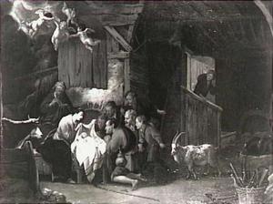 De aanbidding der herders