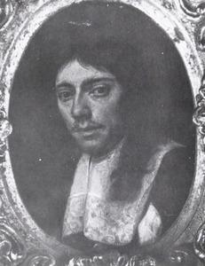Portret van waarschijnlijk Jan Marcus (1637-1703)