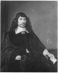 Portret van Jean (Jan) Appelman ( -1694)