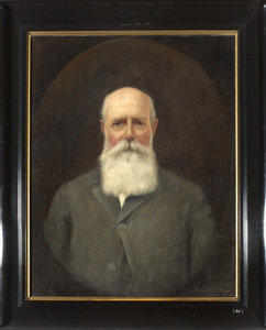 Portret van Hendricus Adolphus Steengracht (1836-1912)