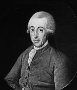 Portret van Jacob Boreel van Haersma (1738-1805)