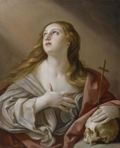 De berouwvolle Maria Magdalena