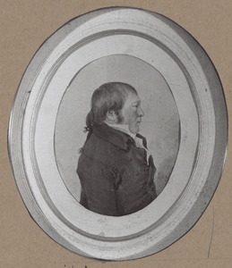 Portret van Hendrik Jans Westra (1766-1831)