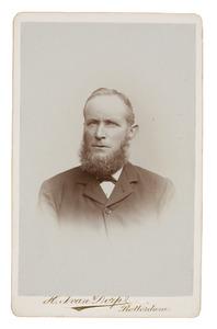 Portret van Cornelis van der Voet (1851-1931)
