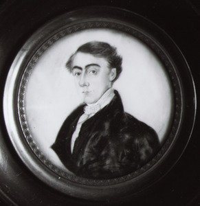 Portret van Theodorus Marius Theresius Looxma (1807-1876)