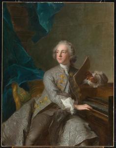 Portret van Francis Greville (1719-1773)