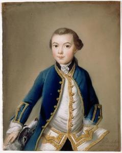 Portret van Dirk van Boetzelaer (1746-1819)