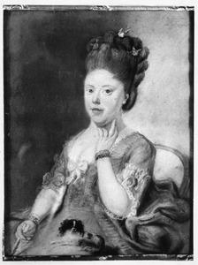Portret van mogelijk Anne Francoise von Pabst (1744-1808)