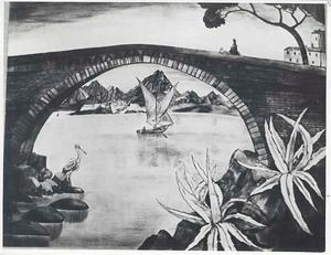 Le grand pont Corse
