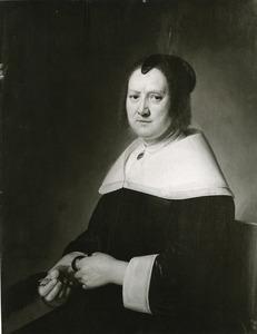 Portret van Aeltje Dircksdr. Pater (1597-1678)