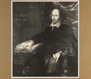 Portret van William Shakespeare