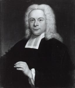 Portret van Frans Burman (1708-1793)