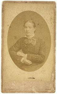 Portret van Jacoba Maria Labeur