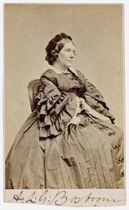 Portret van Anna Louisa Geertruida Toussaint (1812-1886)