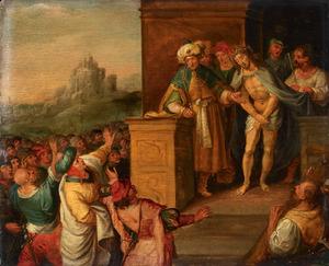 Ecce Homo, Christus den volke getoond door Pontius Pilatus