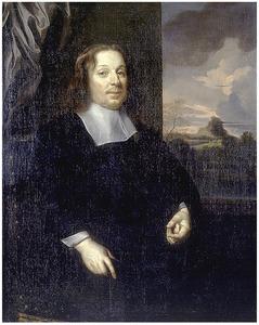 Portret van Daniël de Hertoghe (1641-1685)