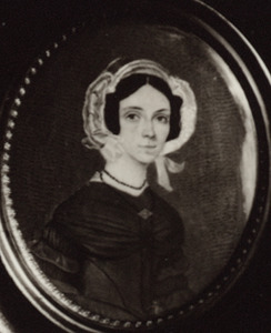 Portret van Agatha Wilkens (1788-1858)