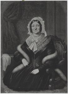 Portret van een vrouw, waarschijnlijk Maria Johanna van Doorn (1779-1856)