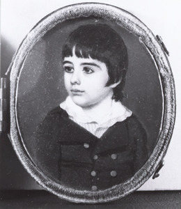 Portret van mogelijk Jacob Carel Martens (1817-1872)