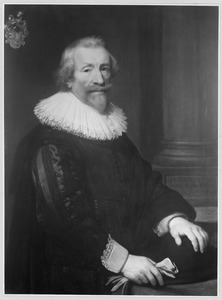 Portret van David de Ruyter (1580-1663)