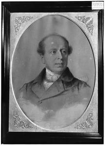 Portret van Johannes Willem Holtrop (1806-1870)