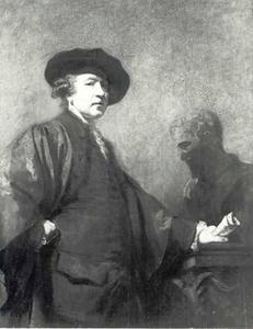 Zelfportret van Sir Joshua Reynolds