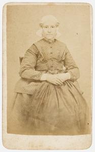 Portret van waarschijnlijk Esther Hendrika de Oude