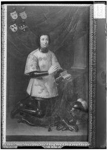 Portret van Jacob van Serooskerke (?-1531)