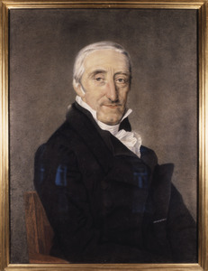 Portret van Johan Gerard Swellengrebel (1766-1854)