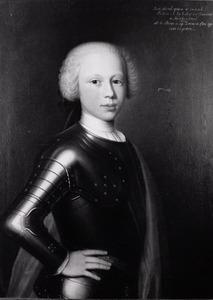 Portret van Jacques Paul d' Aumale (1733-1780)