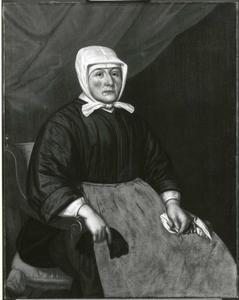 Portret van Walck Hendricks Hanenburg