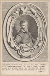 Portret van Hendrik de Keyser I (1565-1621)