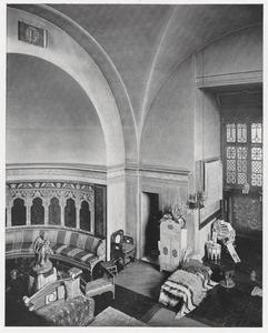 Het atelier van Alma Tadema (koepel)
