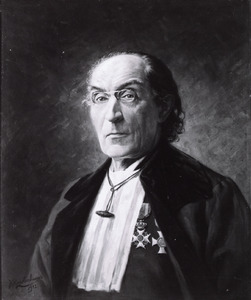 Portret van Josue Jean Philippe Valeton (1848-1912)