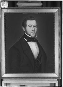 Portret van Johannes van der Sluis (1821-1897)