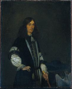 Portret van François de Vicq (1646-1707)