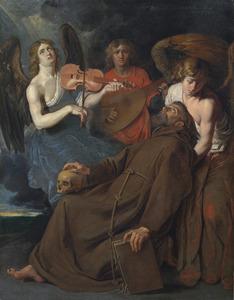 H. Franciscus van Assisi in extase
