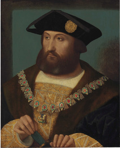 Portret van Charles Brandon, 1st Duke of Suffolk