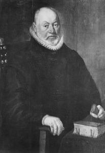 Portret van Gerard van Oldenbarnevelt (1523-1588)