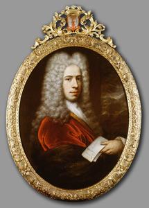 Portret van Alexander van Kervel ( -1760)