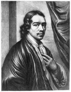 Portret van Wallerant Vaillant (1623-1677)