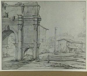 Rome, het Forum Romanum