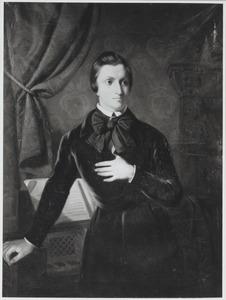 Portret van Alexander Jacques Bake (1819-1866)