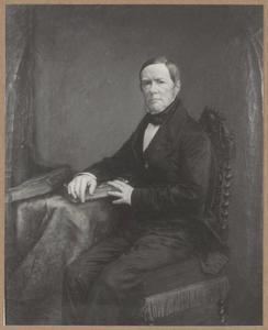 Portret van Jacob Gijsbertus Samuel van Breda (1788-1867)