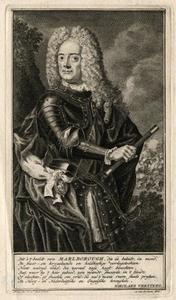 portret van John Churchill, eerste hertog van Marlborough