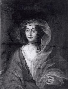 Portret van Frederica Everdina Anna van der Capellen tot den Boedelhoff (1759-1847)