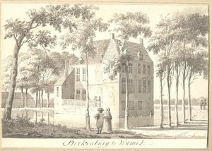 Huis Sterkenburg in Wamel
