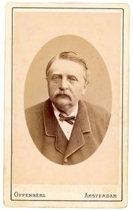 Portret van Jan Pieter Adolf Teding van Berkhout (1831-1898)