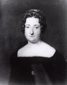 Portret van Anna Antoinetta van Limburg Stirum (1792-1863)
